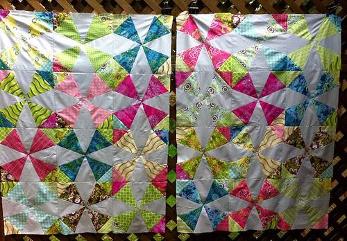 Baby kaleidoscopes