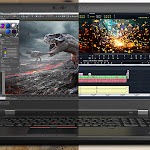 Lenovo's Unveils ThinkPad P72 Workstations: Thinner DTR with Intel Hex-Core CPUs - AnandTech