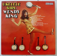 2682: Wendy King - Ukelele Girl
