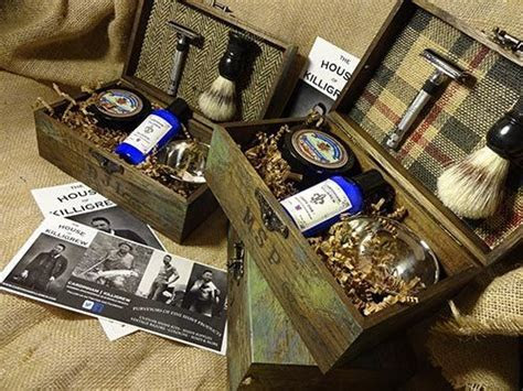 Handmade unique groomsmen gifts   cool groomsmen shave