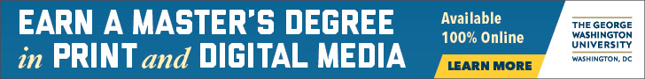 Earn a Master's Degree in Print and Digital Media