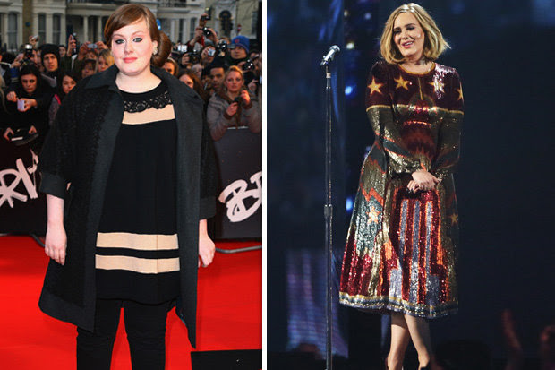 Adele reveals the simple diet plan that helped her ...