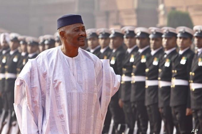 BREAKING: Mali ex-president Amadou Toure is dead
