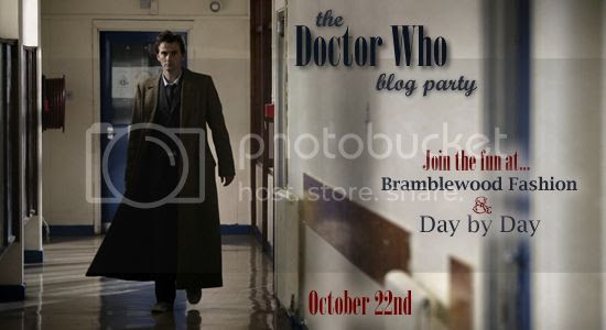 Doctor Who Blog Party - October 22nd