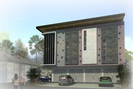 gambar rumah minimalis modern 3 kamar - perum anggrek