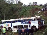 Fiéis da Congregação Cristã no Brasil sofrem acidente de ônibus enquanto viajavam para um culto; Nove pessoas morreram