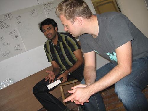 sandeep telling stories