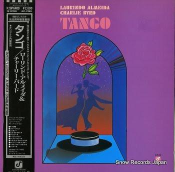ALMEIDA, LAURINDO & CHARLIE BYRD tango