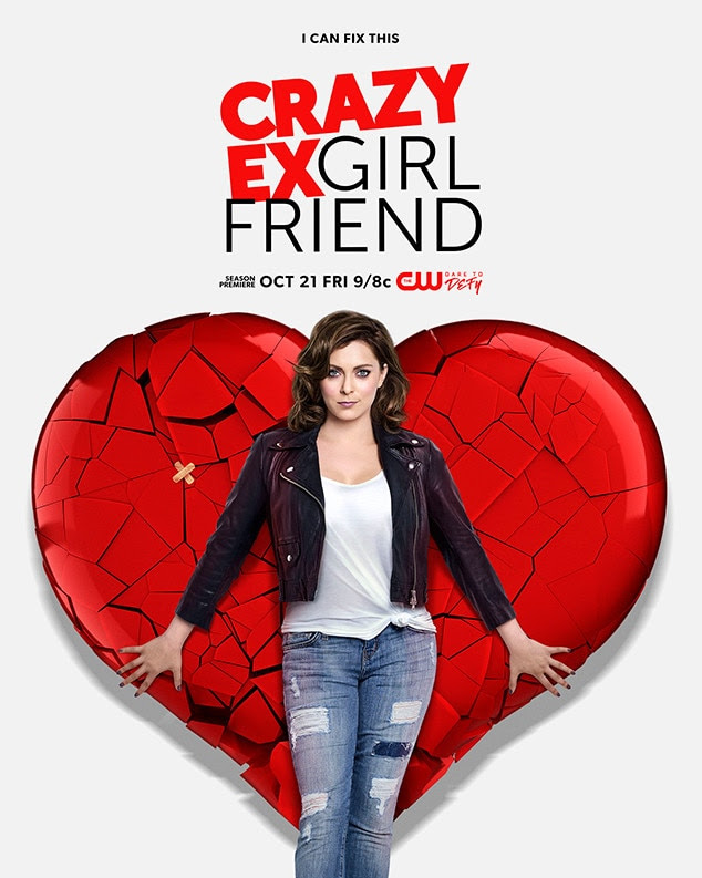 Resultado de imagem para Crazy Ex- Girlfriend season 2 posters