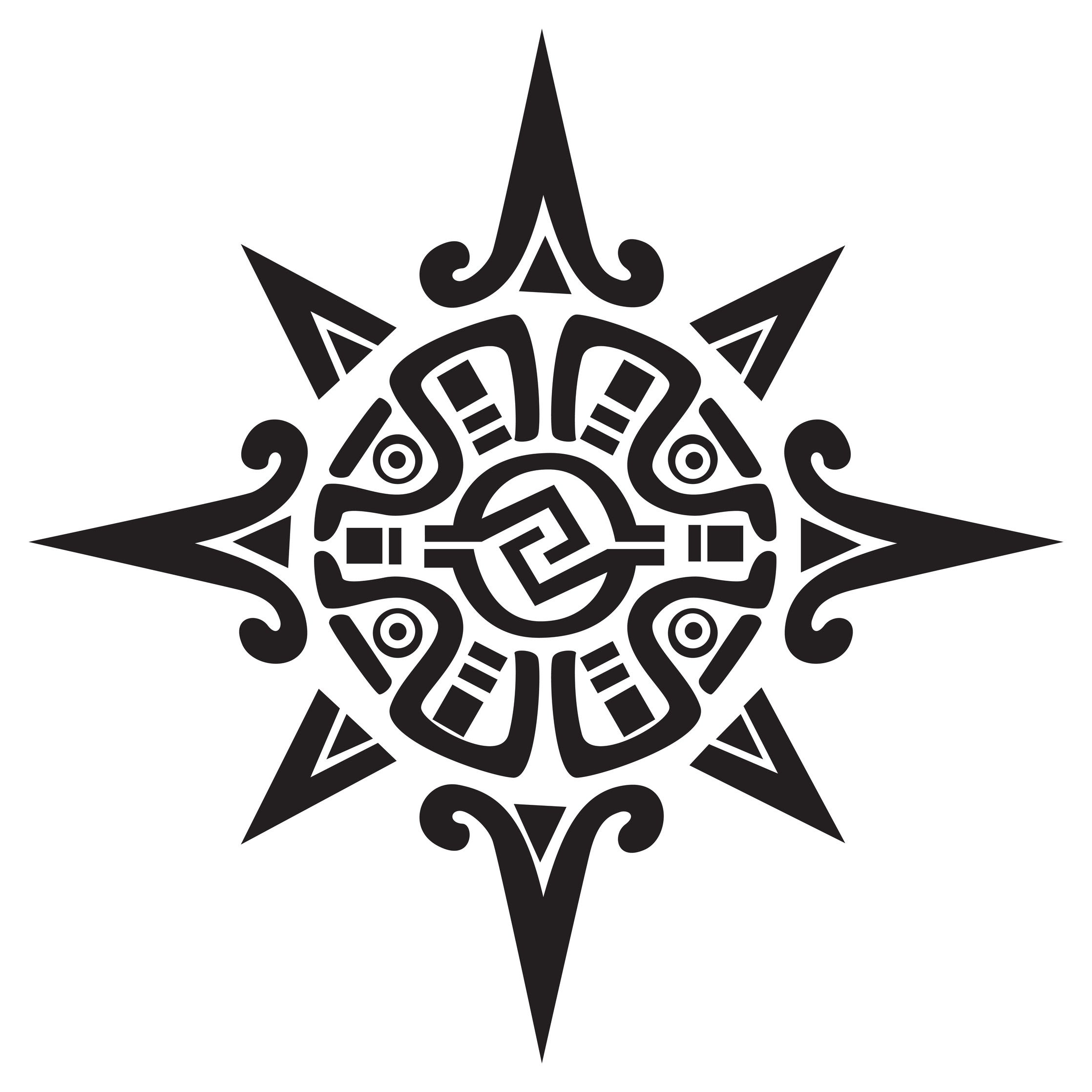 Simbolos Maories Para Tatuajes Tatuajes Maories En La Auto