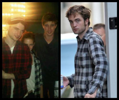 Awwww same shirt ♥