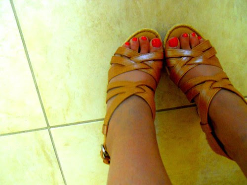 Wedges and Toes