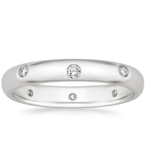 Flush Set Diamond Ring   Nova   Brilliant Earth