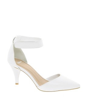 Image 1 of ASOS SONIC Pointed Heels