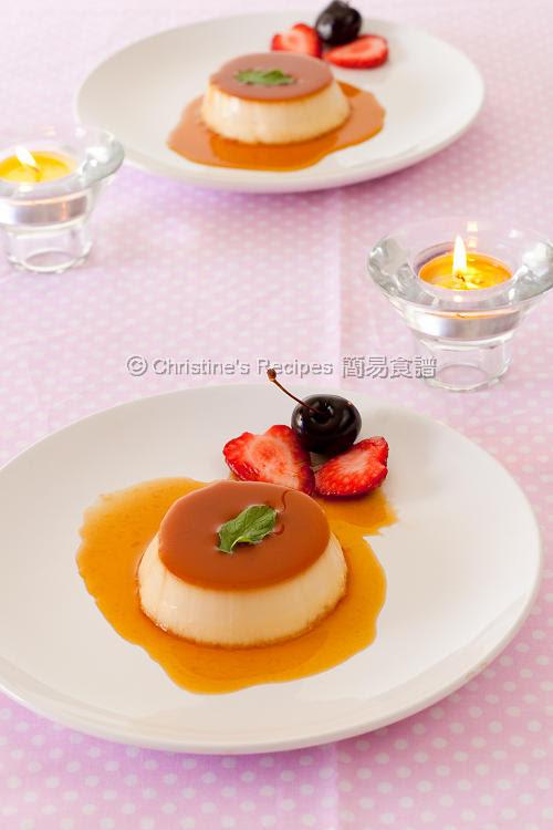 焦糖布甸 Creme Caramel01