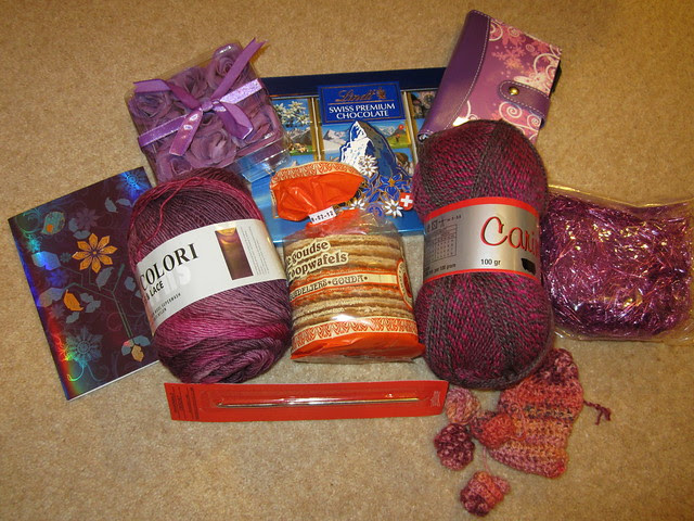 Awesome swappers Xmas swap 2011 (1)