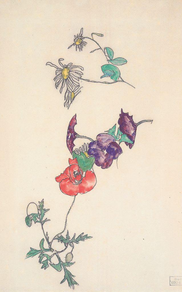 http://upload.wikimedia.org/wikipedia/commons/thumb/6/6d/Egon_Schiele_-_Margeriten%2C_Winding_und_Mohnblume_-_1918.jpeg/638px-Egon_Schiele_-_Margeriten%2C_Winding_und_Mohnblume_-_1918.jpeg