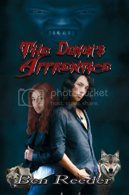 book cover of The Demon's Apprentice by Ben Reeder