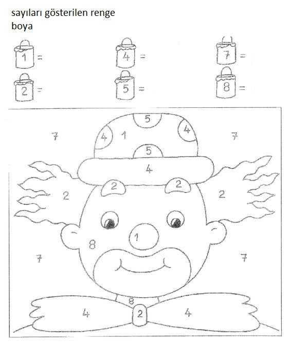 Desen örnekleri Ve Desen Etkinlikleri Okul öncesi Etkinlik