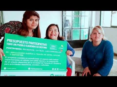Video Institucional para la Subsecretaría de Entidades Intermedias