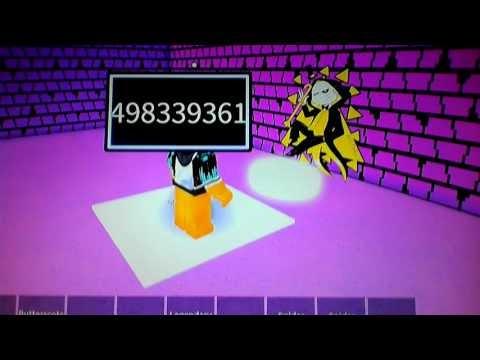 Panini Roblox Id Code Roblox Anime Morph Codes