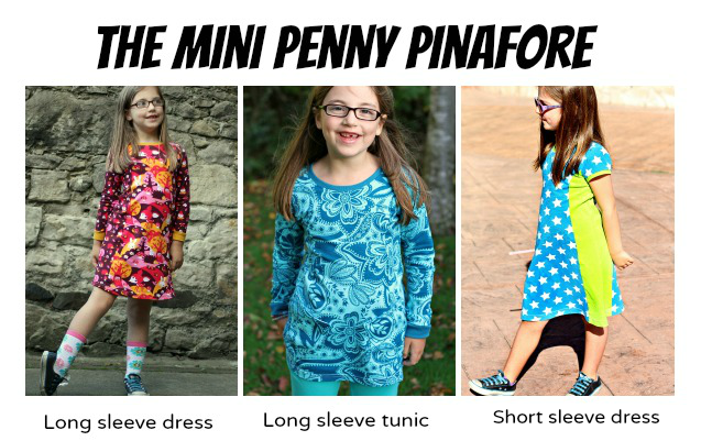 Mini Penny Collage
