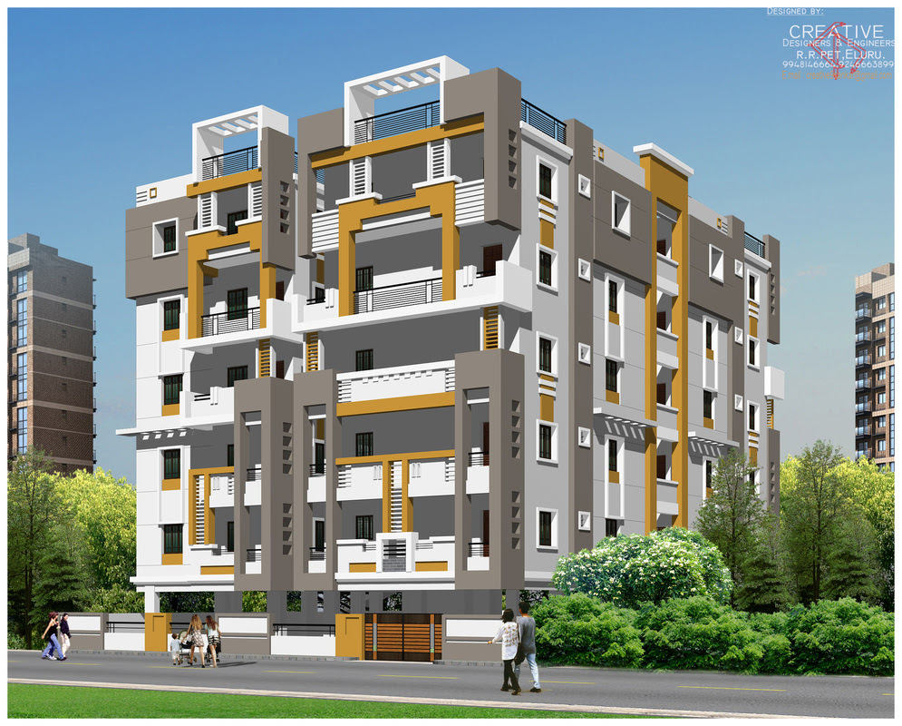 RESIDENTIAL APARTMENTS SALE - Home