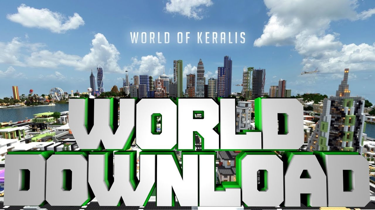 Minecraft Pe Keralis World Download Hunger Games Youtube