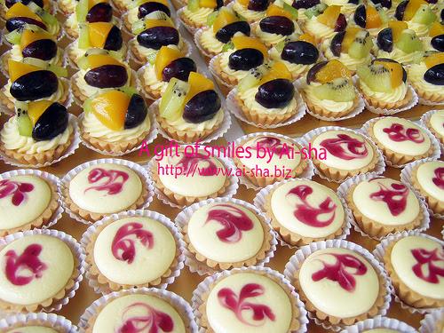 Cheese Tart & Fruit Tart Ai-sha Puchong Jaya