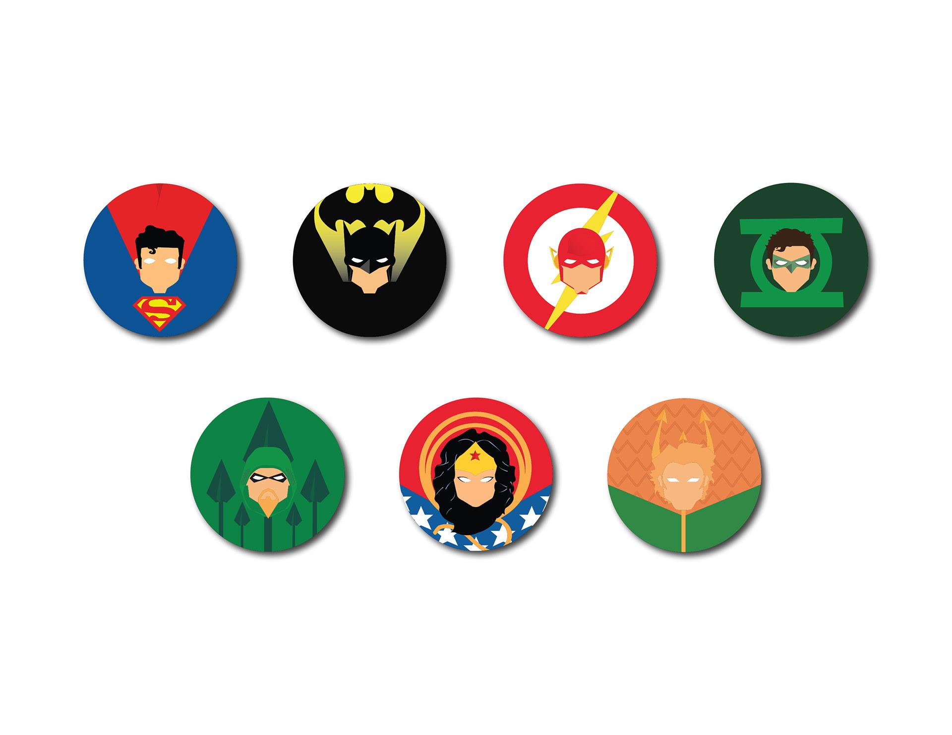 Justice League Logo Wallpaper (65+ images)