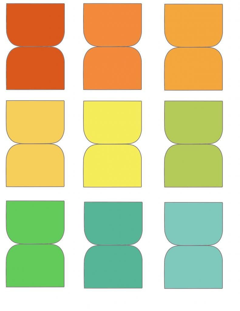 1000+ images about Printables: Tabs & Dividers on Pinterest | Home ...