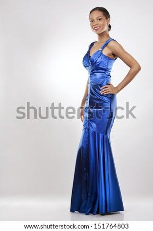 Elegant evening wear for ladies