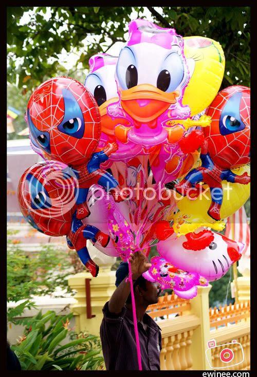 Baloonsseller