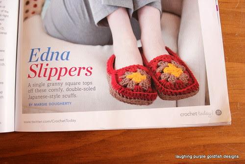 Magazine Slippers