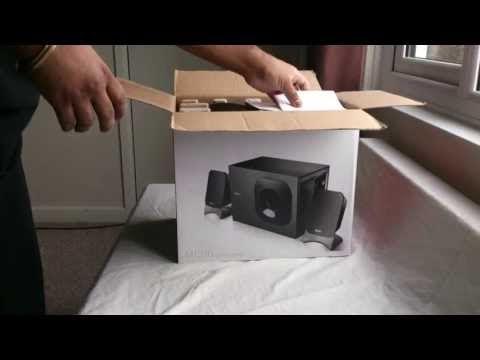 Edifier M1370BT Bluetooth multimedia speakers