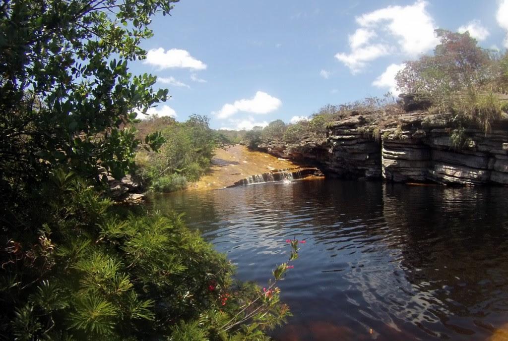 Rio Mucugezinho, Chapada Diamantina