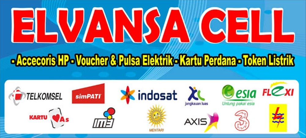 35+ Trends For Contoh Banner Konter Hp - Moderation is The Key