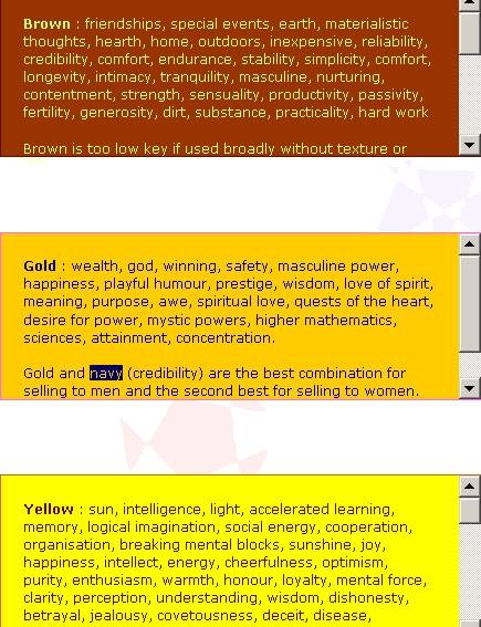 Livegiving Wiki Choose The Right Colors For Your Video Site