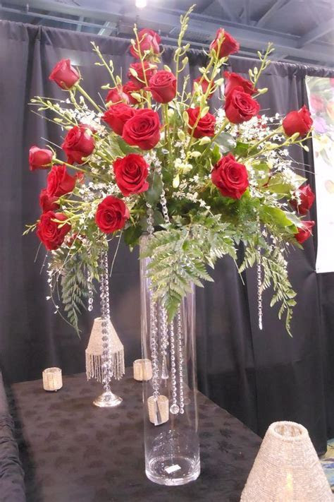 wedding flowers. reception decor. buffet arrangement, head