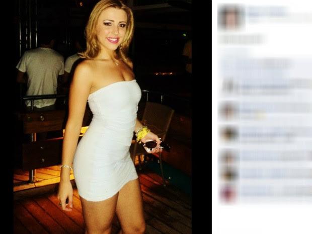 Dentista de Curitiba é suspeita de traficar armas e drogas (Foto: Reprodução/Facebook)