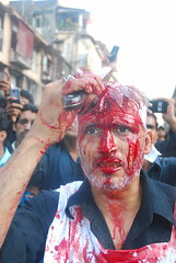 The Shia Angst of Pain and Humanity by firoze shakir photographerno1