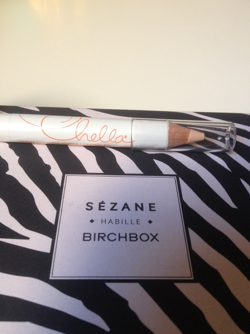 Hightlighter pencil chella