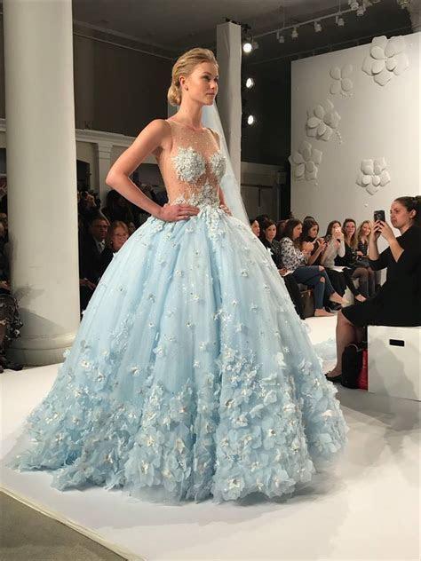 Randy fenoli blue wedding dress   Find you dress