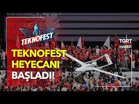 En Havalı Festival TEKNOFEST Başladı: TGRT Haber Canlı Yayında İHA'lar Sergileniyor! - TGRT Haber TV