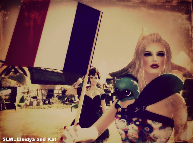 Kat an Elsi