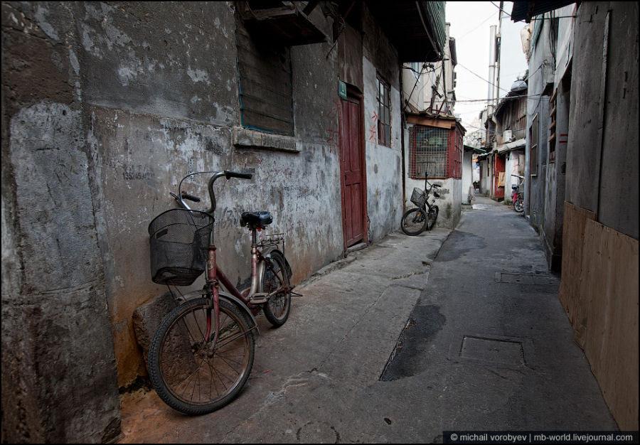Favelas de Xangai 15