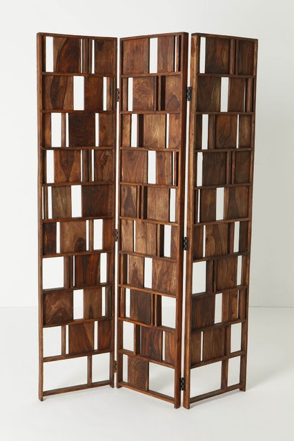 Maginel Screen - modern - screens and wall dividers - by Anthropologie