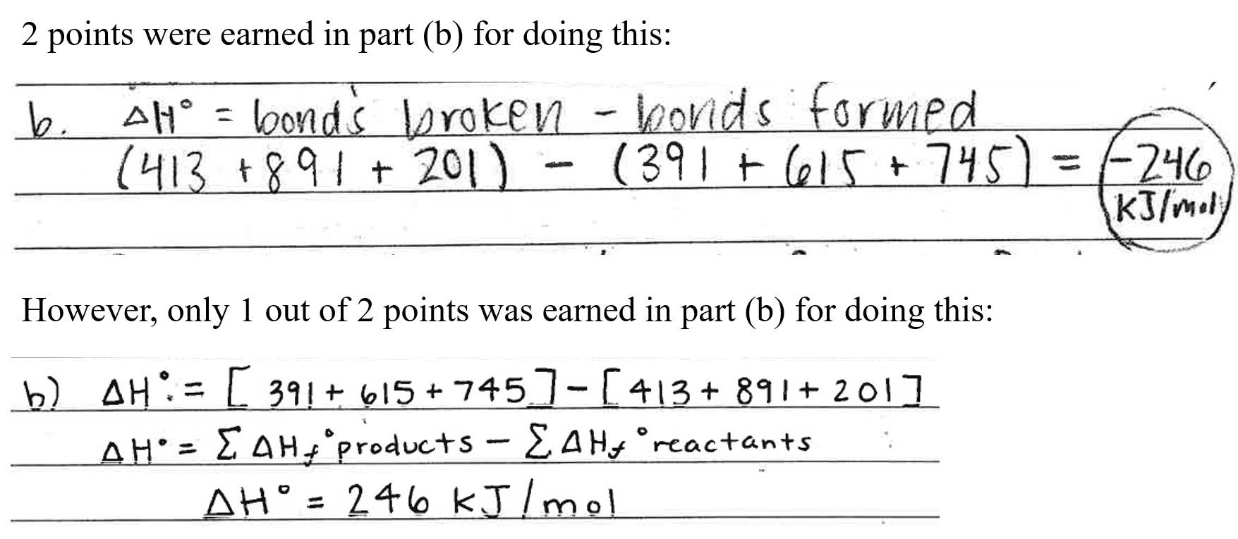 Thermochemistry Problems Worksheet Number One Answers ...