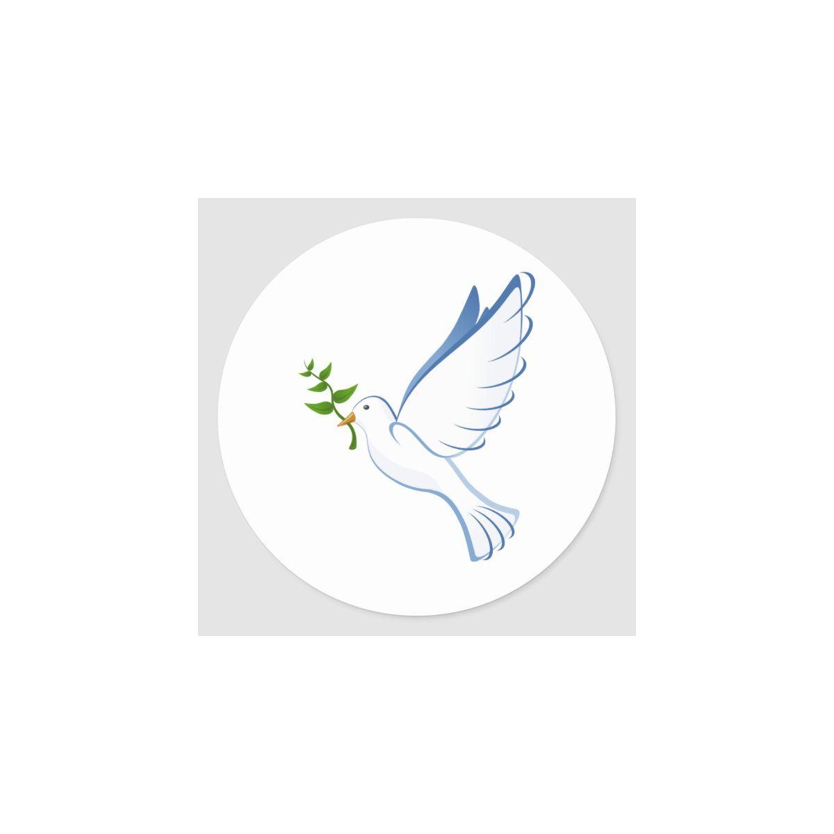 Dove Sticker | Zazzle