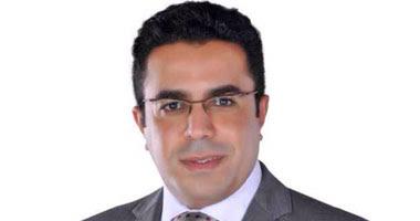 النائب باسل عادل عضو الهيئة البرلمانية لحزب المصريين الأحرار